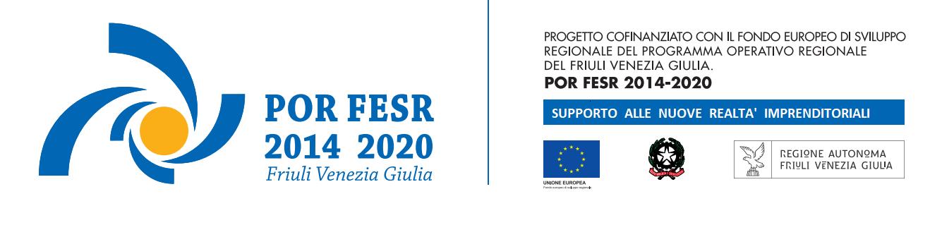 POR FERS 2014 / 2020 - Friuli Venezia Giulia